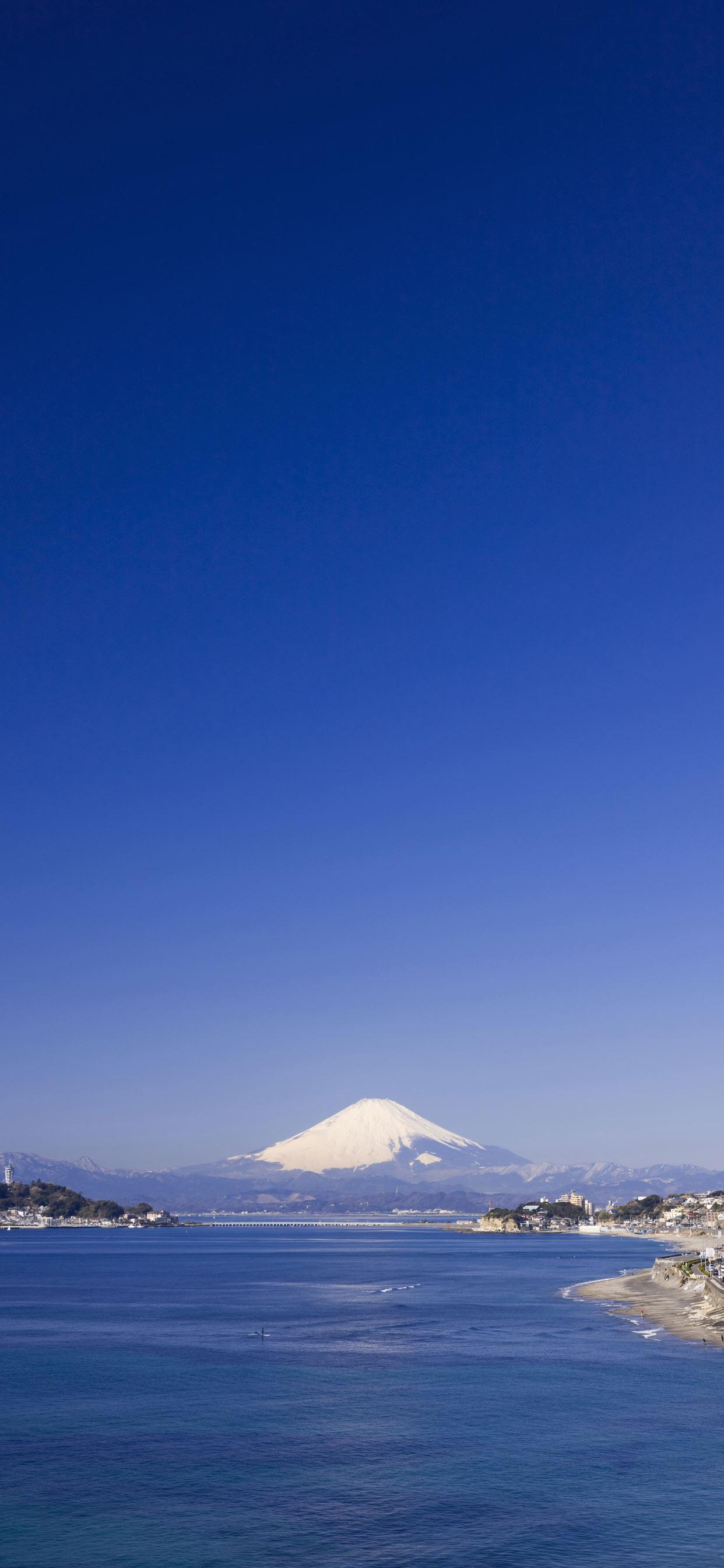 富士山の無料待ち受け画像 スマホ壁紙 Iphone Android 1 待ち受けparadise