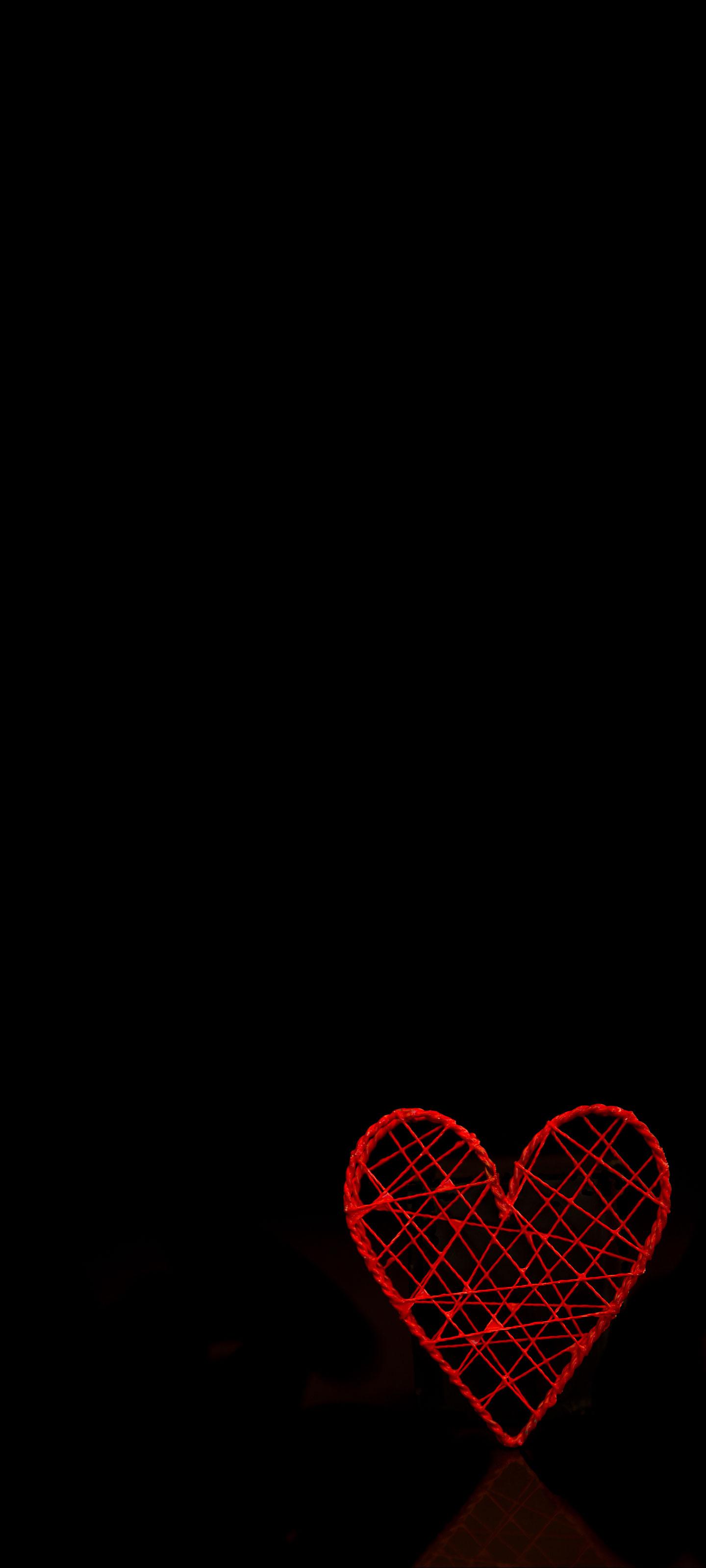 ハートの無料待ち受け画像 スマホ壁紙 Iphone Android 2 待ち受けparadise